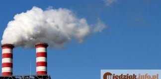 Miedziak.info.pl zanieczyszczenie powietrza dym kominy przemysłowe arsen smog