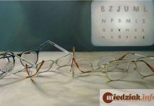 Miedziak.info.pl okulary okulista optyk wada wzroku badanie wzroku