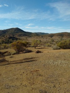 Photo of Flinders Ranges