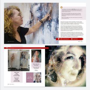 publicatie boek HIER, Galerie Absoluut, 2020