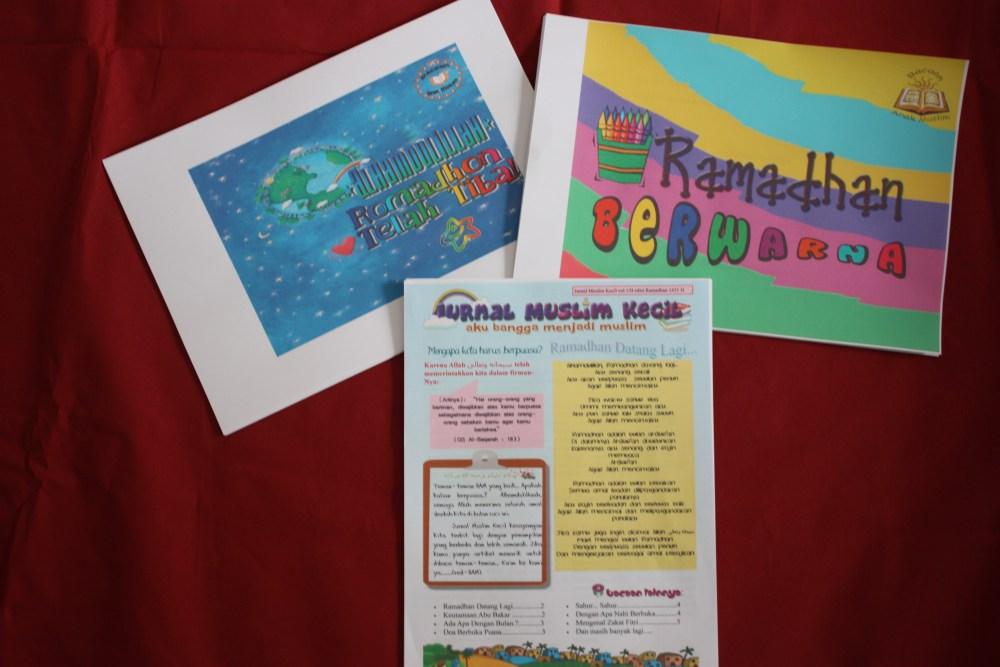 Agenda Ramadan Bersama Anak-Anak. (1/6)