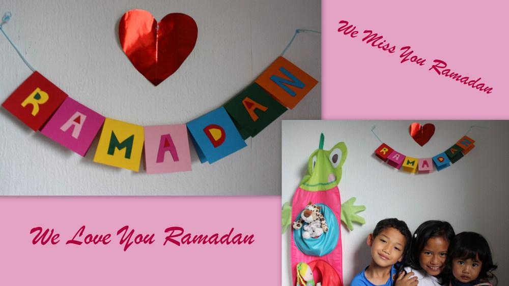 Agenda Ramadan Bersama Anak-Anak. (5/6)
