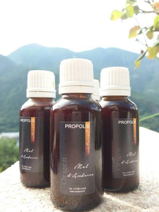 propolis naturel, propolis liquide