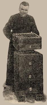 Abbé Émile Warré, ruche warré, ruche warre