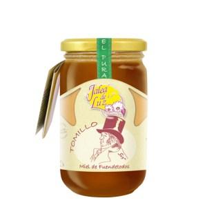 Miel de Tomillo 500 g. (Fuendetodos)