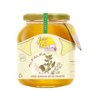 Miel de Alfalfa 1 kg. (Huerta de Aragón)