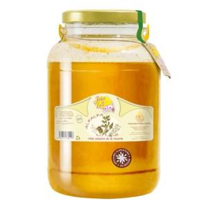 Miel de Alfalfa 5 kg. (Huerta de Aragón)