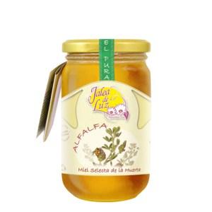 Miel de Alfalfa 500 g. (Huerta de Aragón)