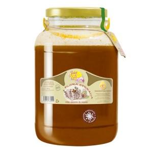 Miel de Flora Serrana 5,3 kg. (Monte Selecta)