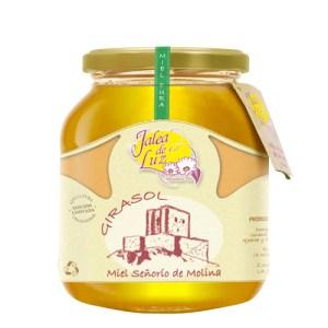 Miel de Girasol 1 kg. (Molina de Aragón)