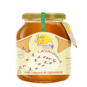 Miel de Lavanda 950 g. (Gallocanta)