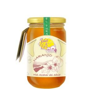 Miel de Naranjo 500 g. (Azahar del Senia)