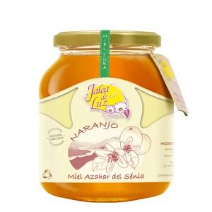 Miel de Naranjo 950 g. (Azahar del Senia)