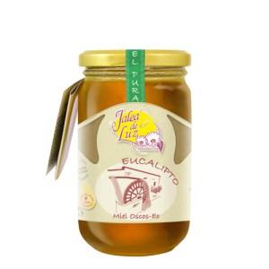Miel de Eucalipto 500 g. (Reserva de Oscos-Eo)