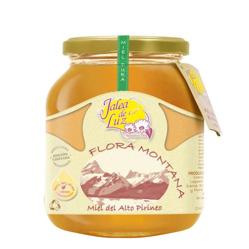 Miel de Flora Montana 950 g. (Alto Pirineo)