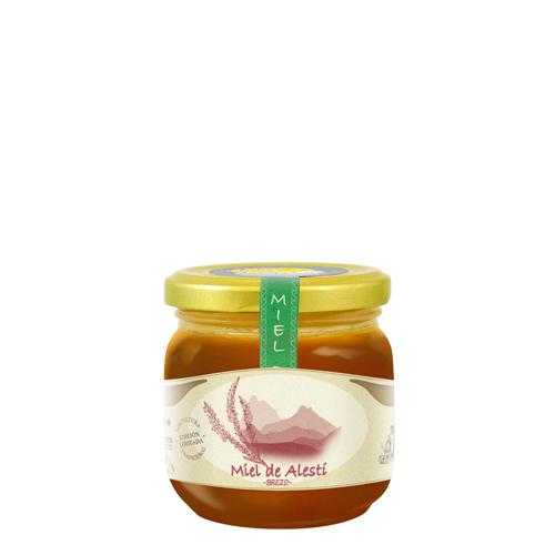 Miel de Brezo 250 g. (Alesti)