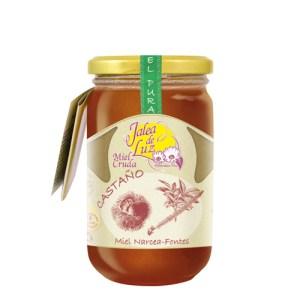 Miel de Castaño 500 g. (Narcea-Fontes)