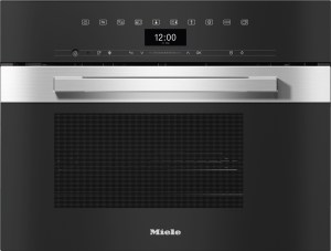 Steam Ovens with Microwaves