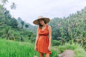 Easy, summer dress.