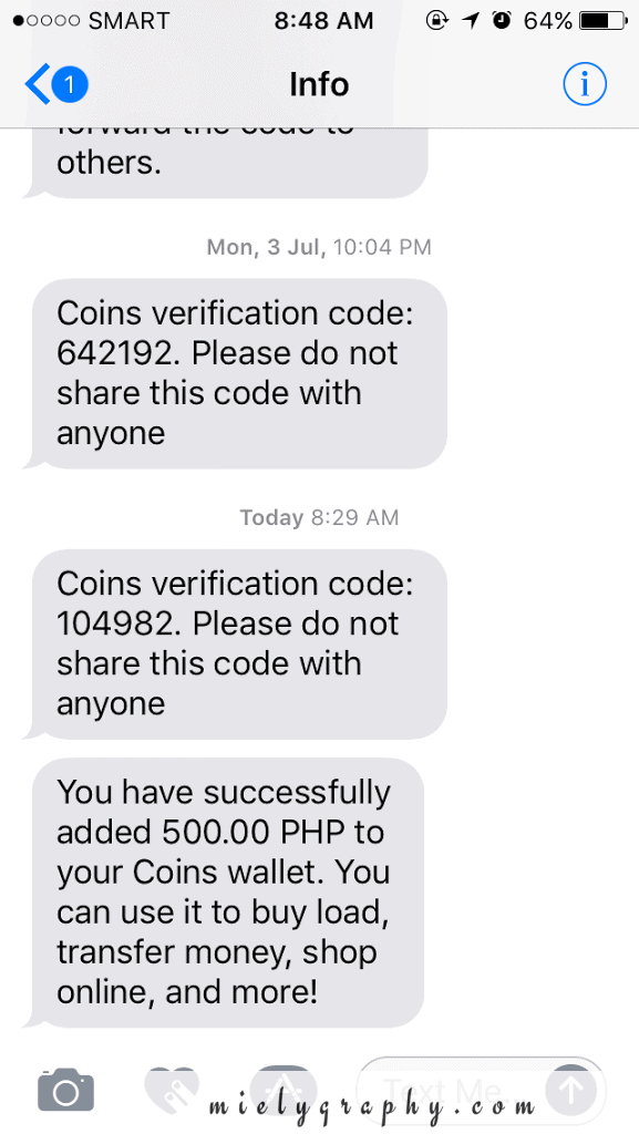 CrypTalk Philippines: How to fund your Coins.ph account using BPI online ?