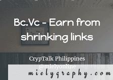 earn from shrinking urls