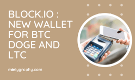 Block.io : New Wallet for BTC DOGE and LTC