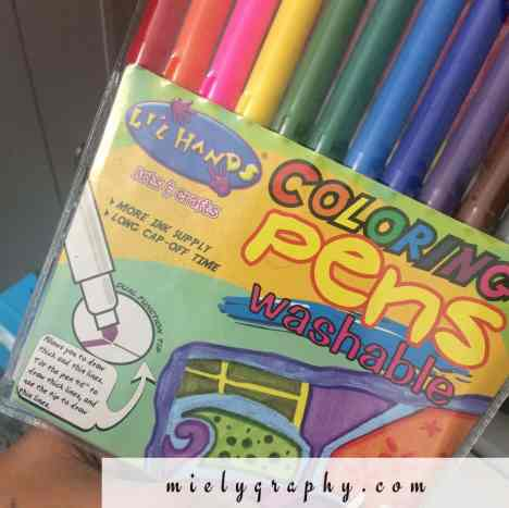 Lil Hands Coloring Pens