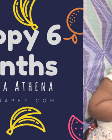 Happy 6 month Mikayla