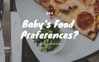 Baby's Food Preferences
