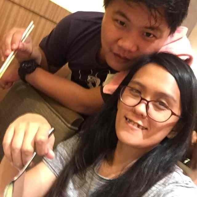 Tongyang moments with hubbie