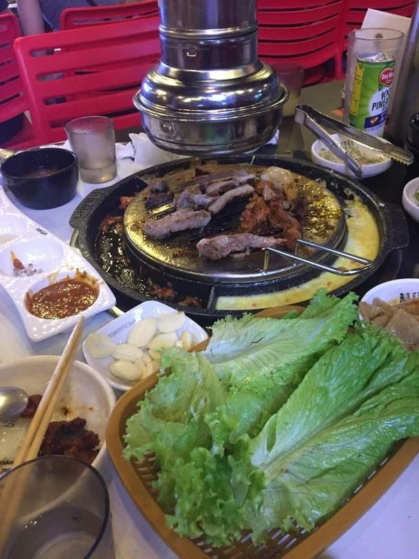 Mielygraphy Reviews: Romantic Baboy Unlimited Korean Grill in Bacoor