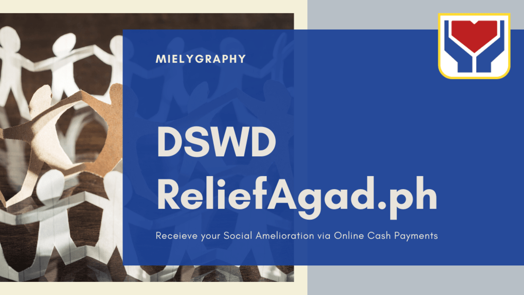 "DSWD ""ReliefAgad.ph"" SAC distribution online"