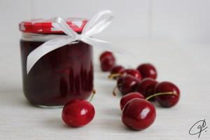 mermelada de cerezas 3