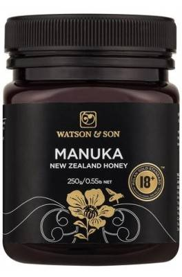 Miere de Manuka 700+MGO (18+) 250gr Watson & Son