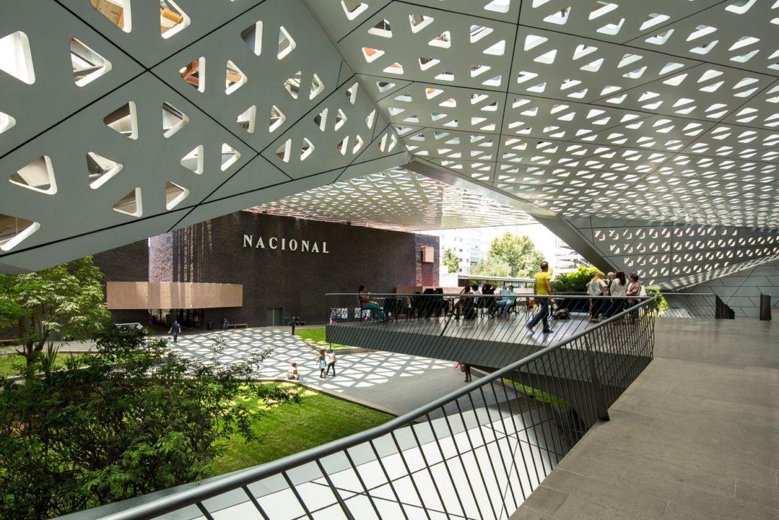Nueva Terraza En La Cineteca Nacional Escaparate