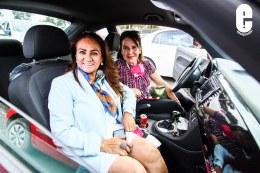 Edith Caballero, Laura Castillo