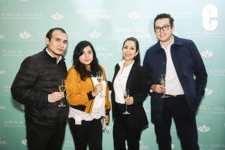 Alejandro Flores, Daniela Alvarez, Laura Zaragoza, Hiram GarcíaG