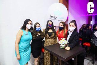 Gabriela Rueda, Viviana Guzmán, Mabell Peñuelas, Magali Ambriz, Laura Zaragoza