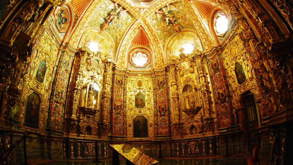 Museo nacional del Virreinato / Foto: Especial