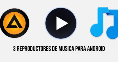 reproductores de musica para android