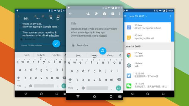 Inputting+, utiliza atajos en Android al estilo Windows