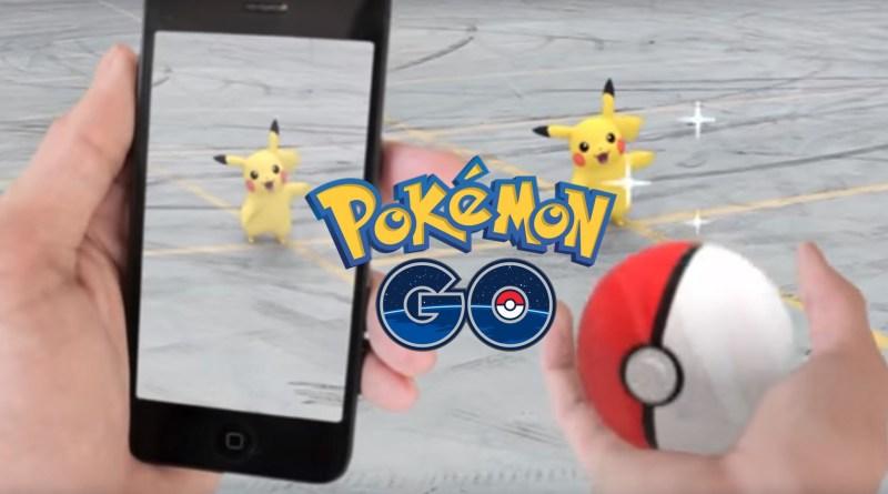 Así es Pokemon Go, el juego que causa sensación en el mundo