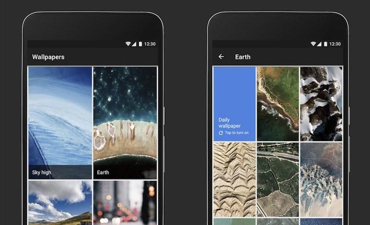 Google lanza una nueva app de Wallpapers