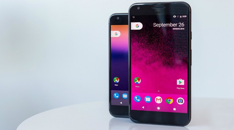 google pixel - escapedigital