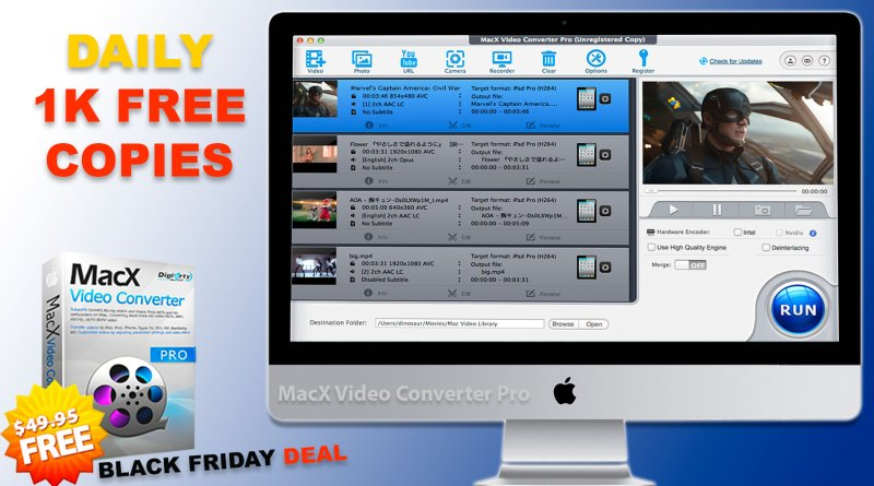 video converter para mac 13
