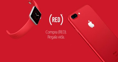 iphone 7 rojo