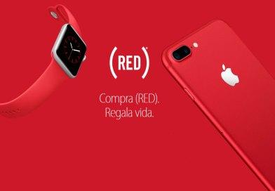iPhone 7 rojo , iPad más económico y iPhone SE con más espacio