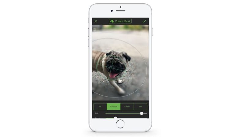 apps para efecto bokeh