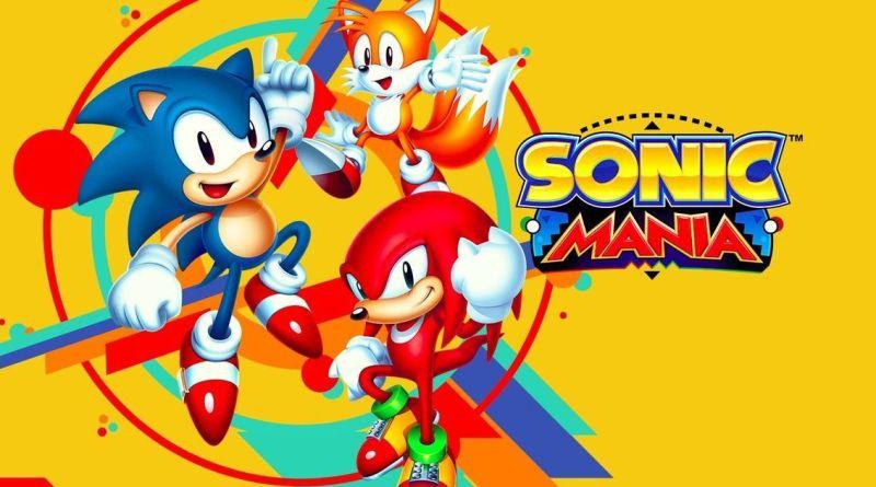 Sonic Mania  El erizo azul más famoso está de vuelta
