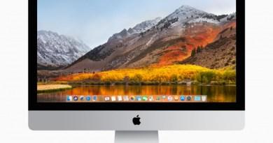 Todas las novedades de macOS High Sierra